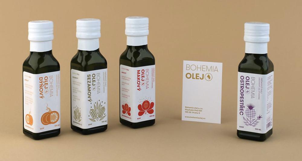 Bohemia Olej - Ochutnávkový balíček
