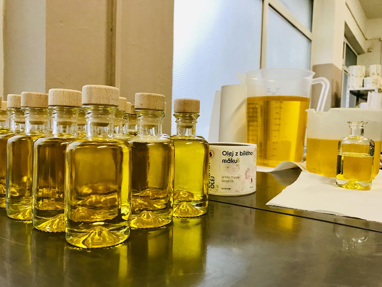 Bohemia Olej - Makový olej