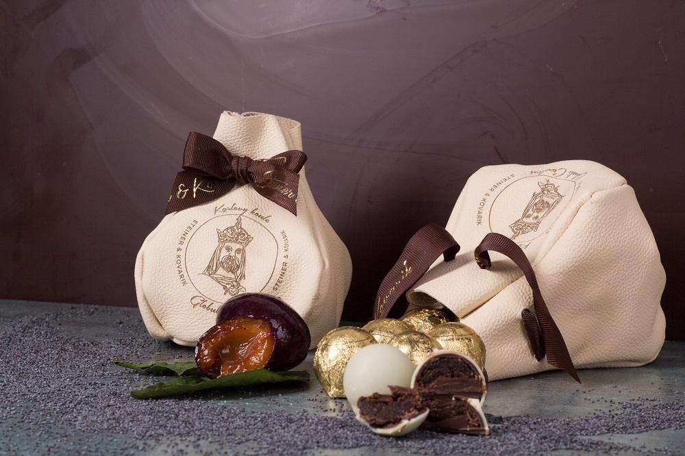 Pražská čokoláda-Karlovy koule