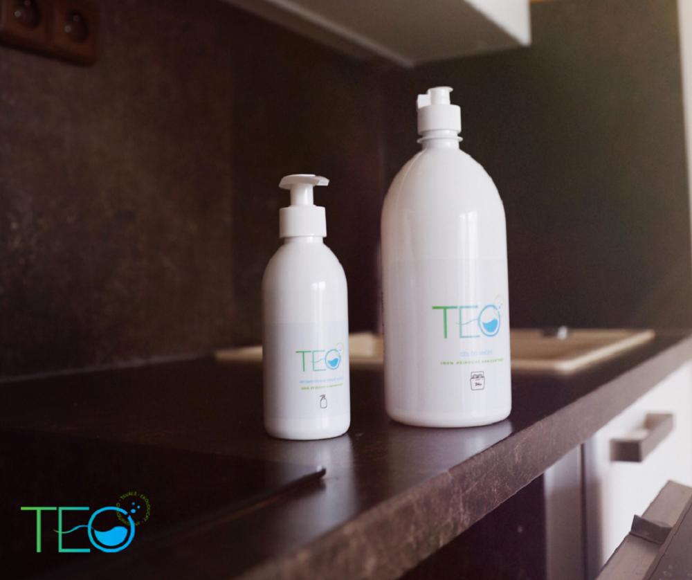 TEO gel a mýdlo