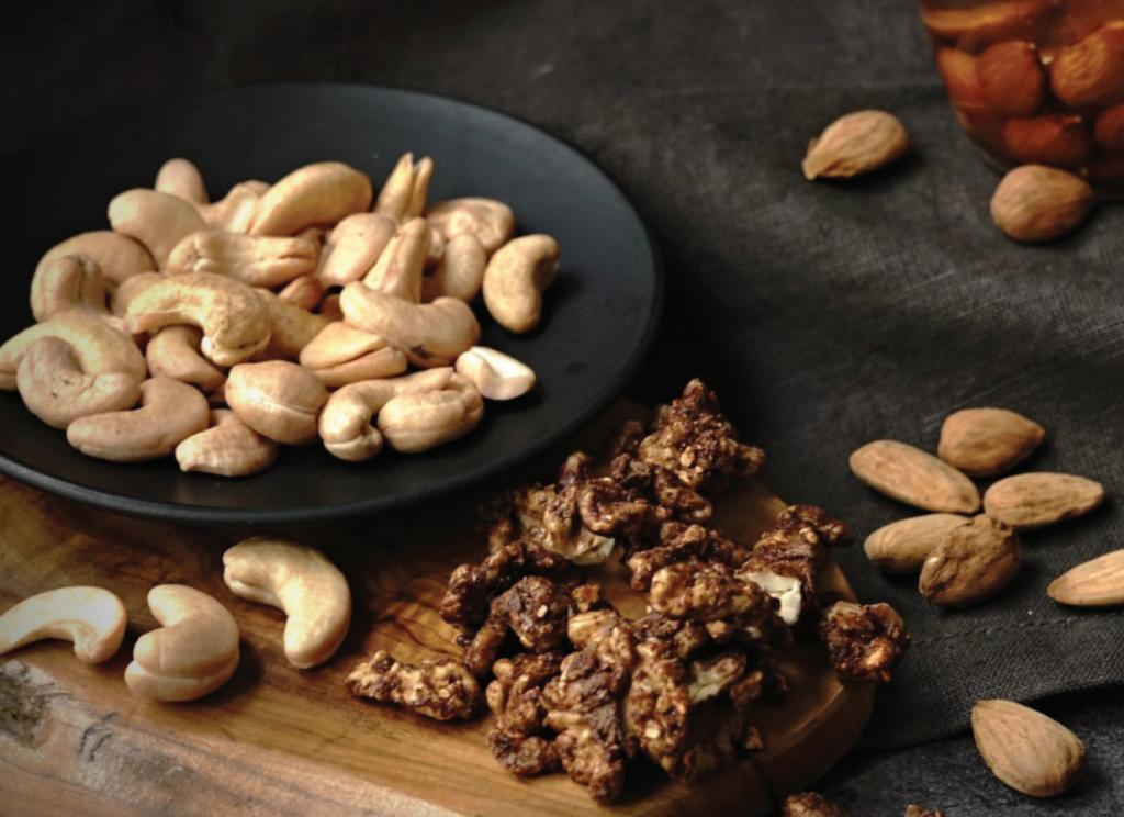 Živé ořechy