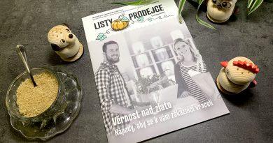 Náhled - Listy prodejce - Listopad