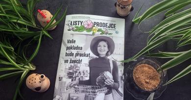 Listy prodejce květen/červen 2021