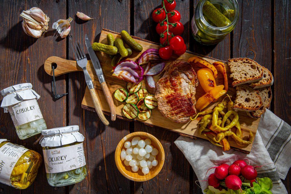 Lázničkovo zavařeniny - ideální příloha k poctivému jídlu!