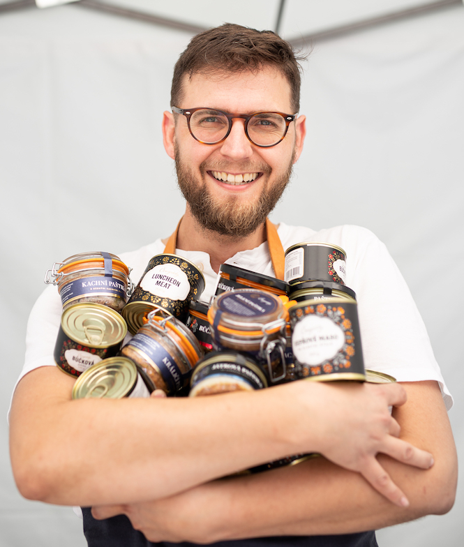 Tomáš Babinec - majitel